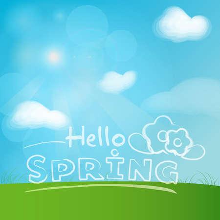 spring break: Hello Spring