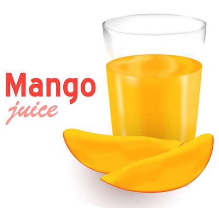 mango: Sok z mango