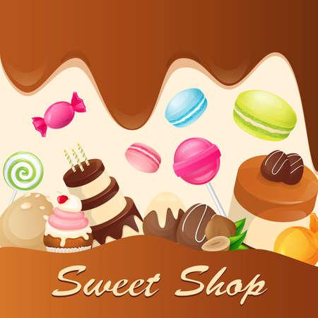 sweet shop: sweet shop