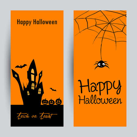 happy halloween: Halloween Illustration