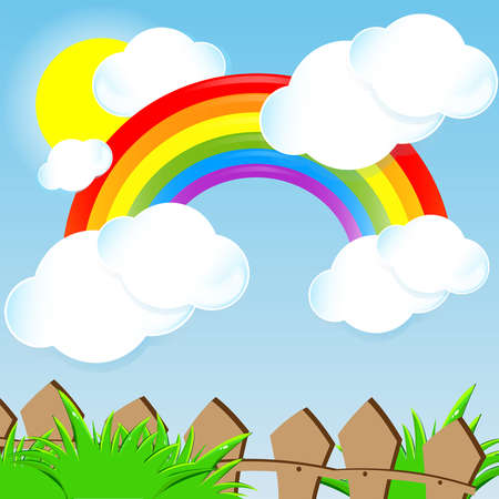 desgn: rainbow Illustration