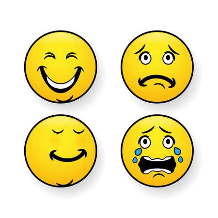 giggle: smile