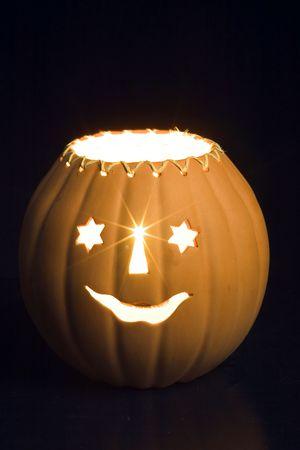 hallows: halloween lamp