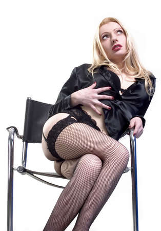 glamor lady Stock Photo - 393748