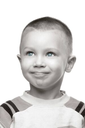 smile face of boy Stock Photo - 393747