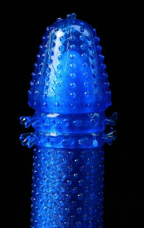 blue rubber sexy toy for women2