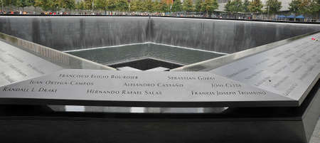 New York City,  9172011 ,World Trade Center Memorial Opening Weekeknd to the Public
