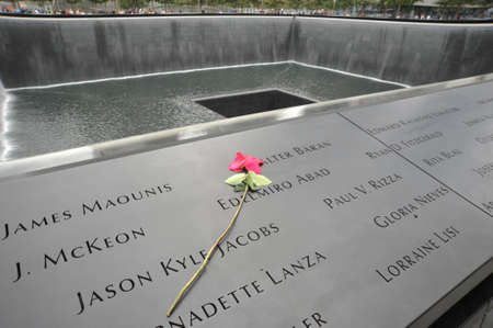 world trade center:  New York City,  9172011 ,World Trade Center Memorial Opening Weekeknd to the Public