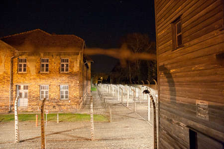 concentration camp: Auschwitz Concentration Camp Editorial