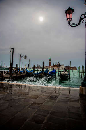 carnivale: High Water in Venice Italy