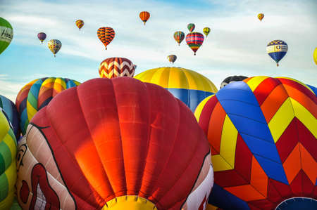 albuquerque: Albuquerque Balloon Festival