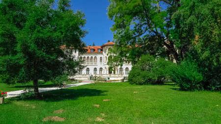 Vrana Palace in a park museum Vrana.Varna was a summer residence . Sofia. Bulgaria. Redakční