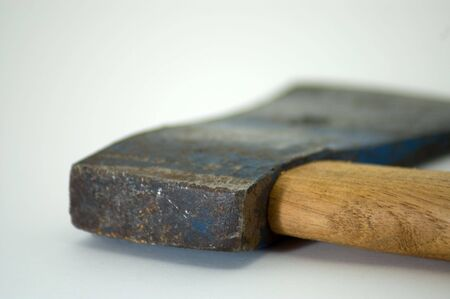 Hatchet Close-Up