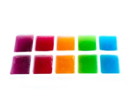 ices: color sweet ices