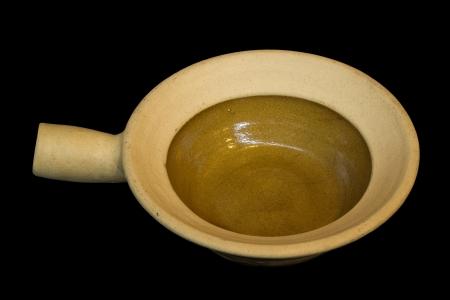 earthen: Pentola di terra per la zuppa di cottura