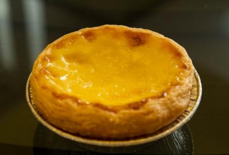 egg tart: Egg tart is bakery for tasty