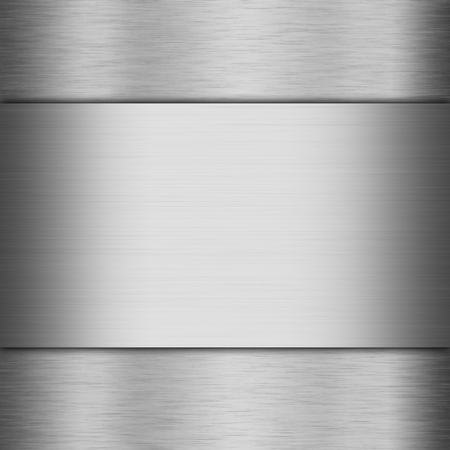 brushed aluminum: Brushed metal aluminum  Stock Photo