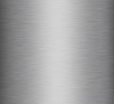 강철: 스테인레스 스틸 질감