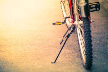 cian: detail of bicycle