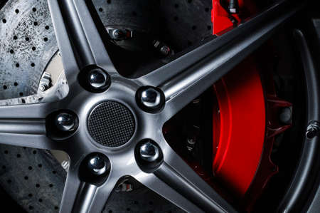 Super car disc-brake