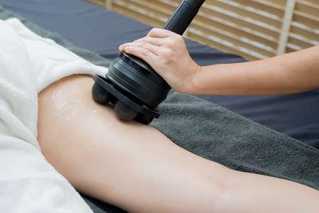fat burning: Fat burning massage series : Leg massage