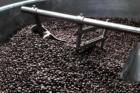 Coffee series : Coffee roasting machine