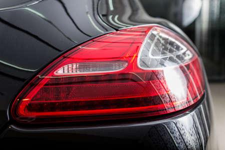 tail light: Car polishing series : Super car tail light