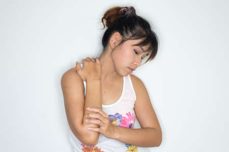 cramped: Exercise series : Shoulder pain