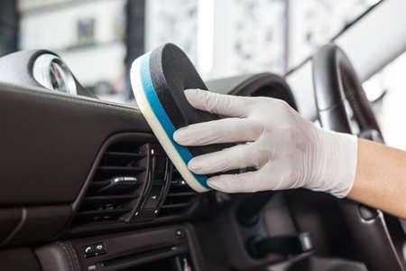 detailing: Car detailing series : Cleaning car interior