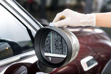 detailing: Car detailing series : Glass coating