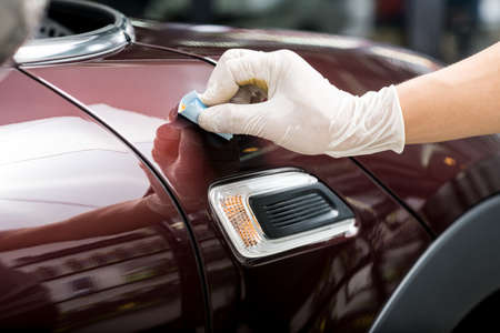 detailing: Car detailing series : Glass coating