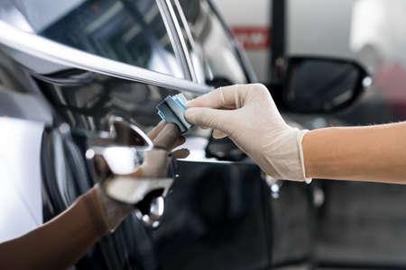 Car detailing series : Glass coating