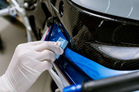 detailing: Motorcycles detailing series : Coating motorcycle paint