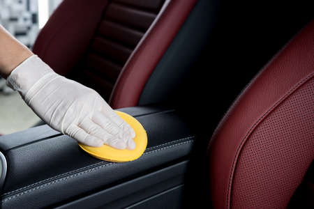 Car detailing series : Cleaning car interior