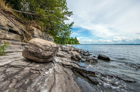 state park: Point AuRoche State Park