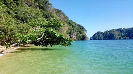 andaman sea island tropics thailand
