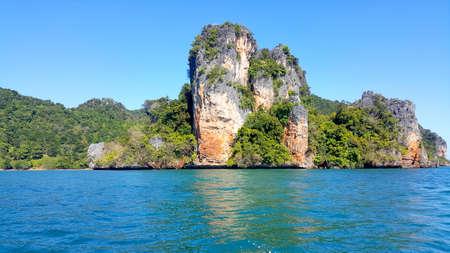 Pang Nag Bay from Koo Ya Noni Island