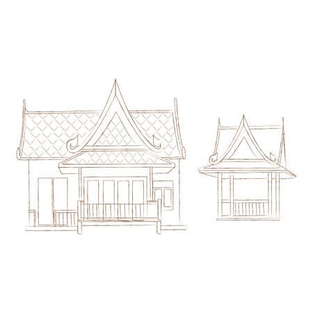 Thai house style