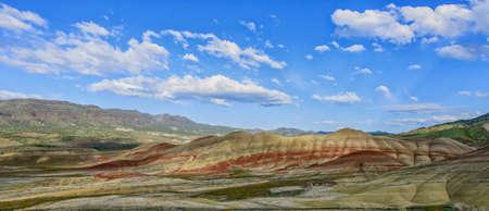 塗られた丘、オレゴン