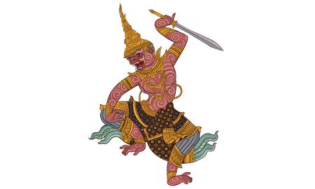 Hanuman, choppupan