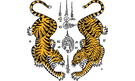 ?thai traditional tattoo