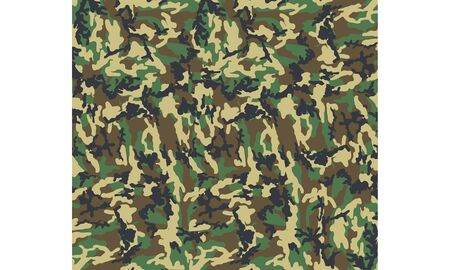 A military pattern.