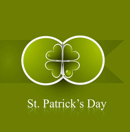 new st patrick Vector