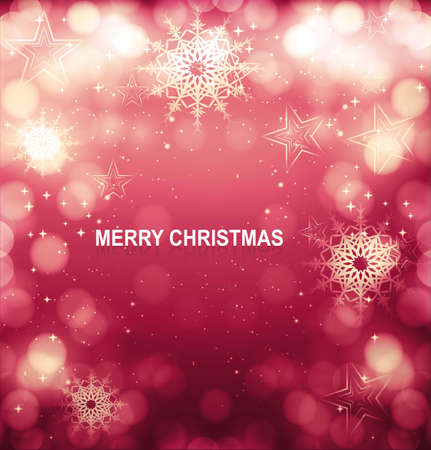merry christmas celebration card colorful background Stock Vector - 17946051