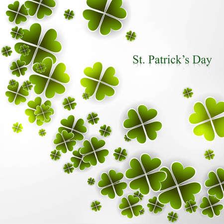 leafed: St  Patrick