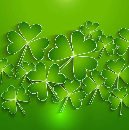 St  Patrick Stock Vector - 18210690