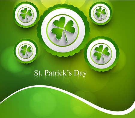 St  Patrick Stock Vector - 18210683