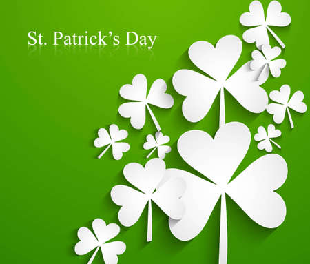 Happy St  Patrick Stock Vector - 18210686