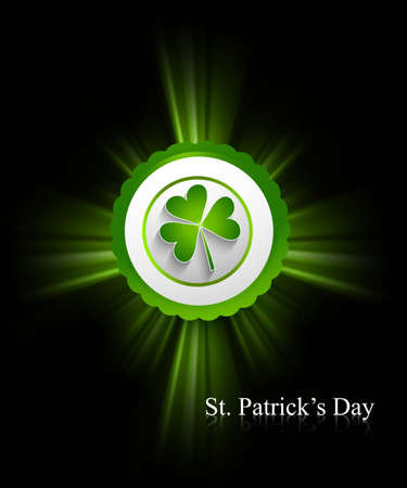 St  Patrick Stock Vector - 18210682