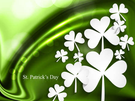 St  Patrick Stock Vector - 18210688